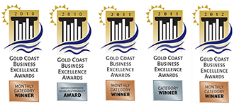 2012 Gold Coast Business Excellence Awards